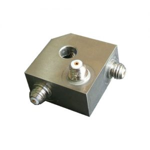 Tri-axial piezoelectric accelerometer CA-YD-3141